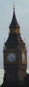 Big Ben - clock tower